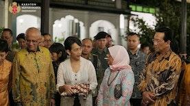 Ketika Presiden Singapura 'Backpacking' di Yogyakarta