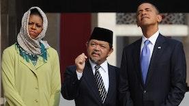 KH. Ali Mustafa Yaqub, Obama dan Lahan Parkir Istiqlal untuk Jemaat Gereja