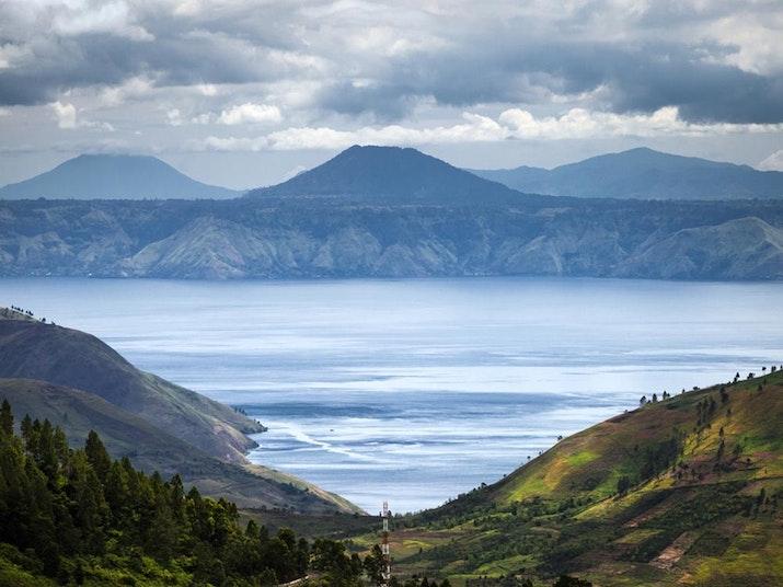 Sejarah Baru Tercatat di Danau Toba di Hari Sumpah Pemuda 2017