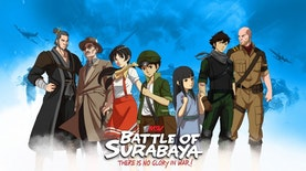 "Film Animasi ""Battle of Surabaya"" Raih Penghargaan di Hollywood"