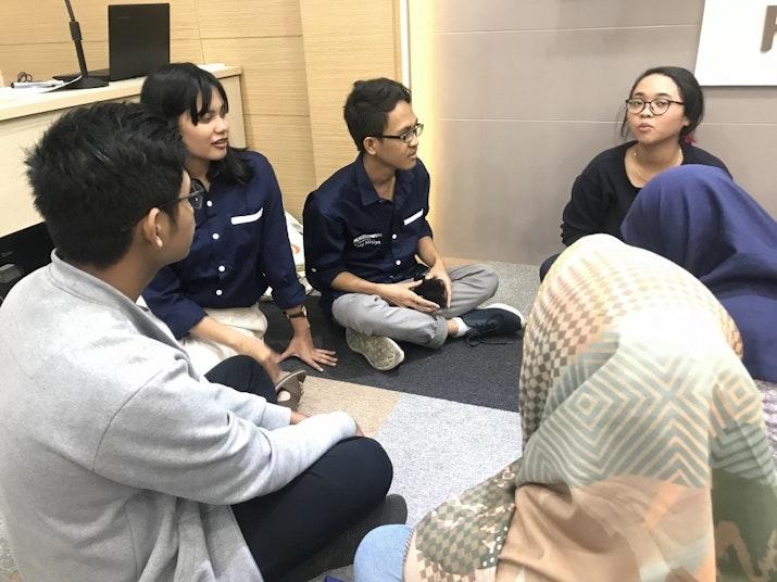 Mahasiswa Surabaya Bersama AIESEC Siapkan Diri Sebelum Berangkat ke 13 Negara