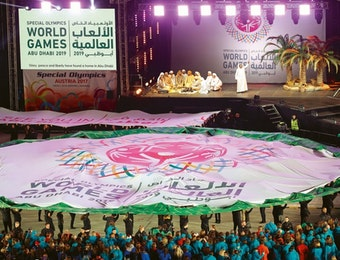 21 Medali Diraih Kontingen Special Olympics Indonesia