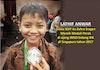 Selamat! Siswa SD Asal Sragen Ini Berhasil Mengharumkan Nama Indonesia di Singapura