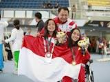 Andalkan Dua Tangan, Laura Aurelia Siap Bertarung di Asian Para Games 2018!