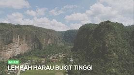 Pesona Alam Lembah Harau Sumatera Barat