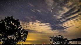 Siap-siap Akan Ada Hujan Meteor yang Hiasi Langit. Bagaimana di Indonesia?