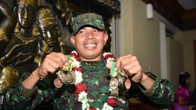 Pria Inilah Yang Membawa TNI Berjaya di AASAM 2016