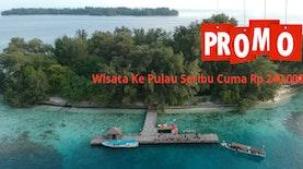 Memupuk Cinta di Pulau Seribu