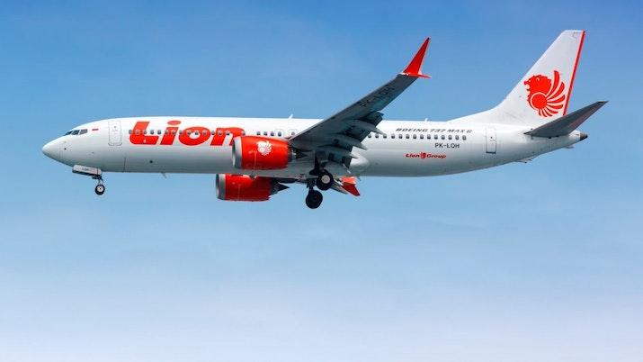 Ketepatan Waktu Lion Air Capai 85,78% di Kuartal I 2019