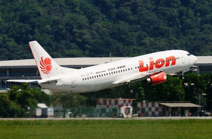 Lion Air: Beyond Border
