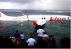 Sejarah Hari Ini (13 April 2013) - Pesawat Lion Air JT 904 Jatuh di Laut Bali