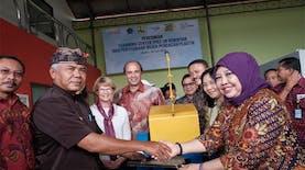 Mesin Pencacah Sampah hadir di Seminyak Bali