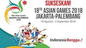 Indonesia Siap Sambut Asian Games 2018