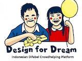 Gambar sampul Design For Dream, Startup Pengawal Isu Disabilitas