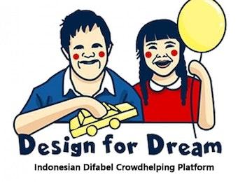 Design For Dream, Startup Pengawal Isu Disabilitas