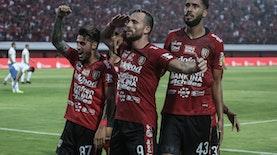 Bali United Menatap Pentas Asia