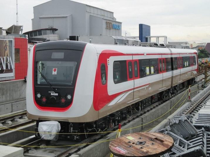 LRT Jakarta Mulai Beroperasi Sebelum Asian Games 2018 Dimulai