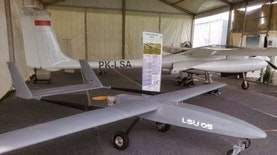 Ini Dia Proses Evolusi Drone Kebanggaan Indonesia, Karya LAPAN