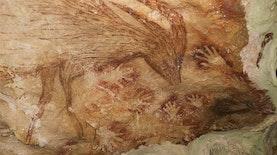 Lukisan Gua di Sulawesi ini Ternyata menjadi yang Tertua di Dunia