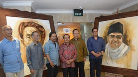 """Pameran Lukisan """"72 Tokoh Indonesia & 7 Presiden RI"""""""
