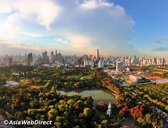 Lumpini Park, Taman Tertua di Thailand yang Terinspirasi dari Kebun Raya Bogor