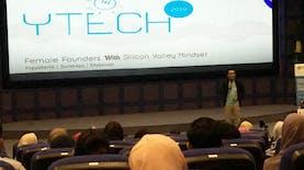 Kemeriahan Roadshow YTech di AMIKOM Yogyakarta