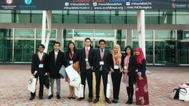 Mahasiswa Indonesia Raih Best Diplomacy Award di Harvard World Model United Nations 2015