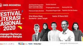 Festival Literasi Nasional 2020