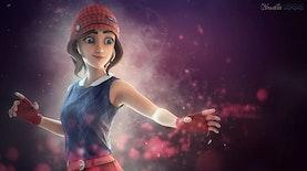 Luar Biasa! Film Animasi Karya Murid SMK dari Banjarnegara Masuk Channel CGBros