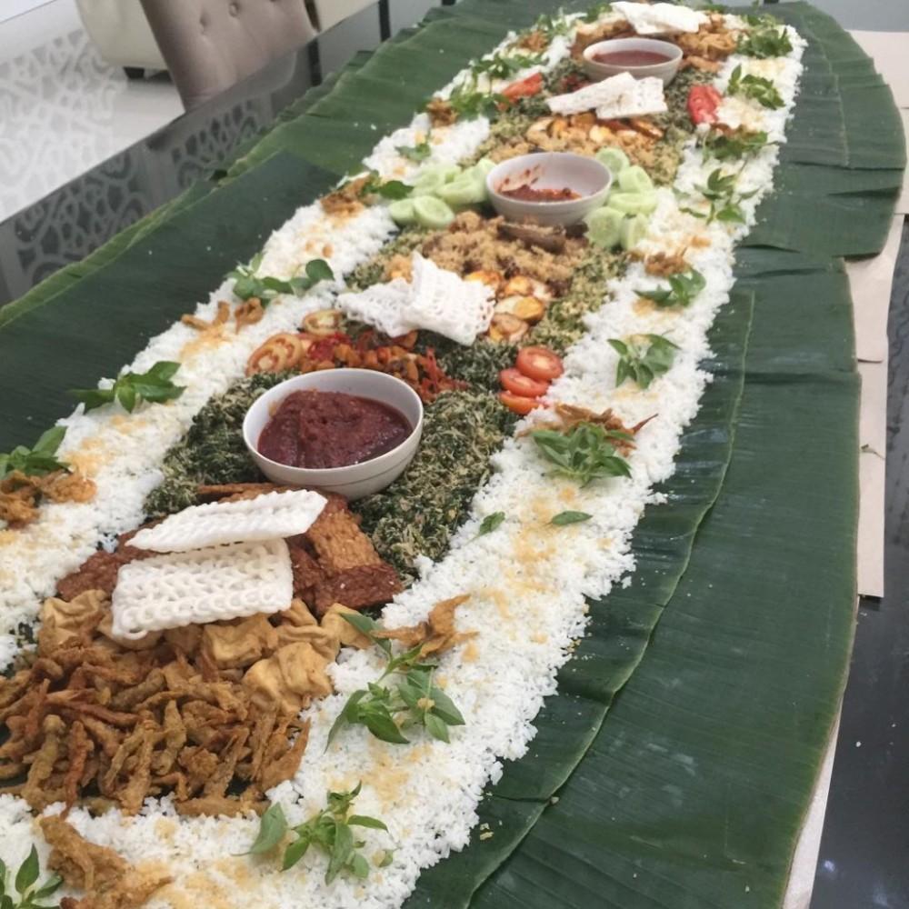 Mantap Nasi Liwet Menjadi Sensasi Kuliner Bagi Warga Amerika