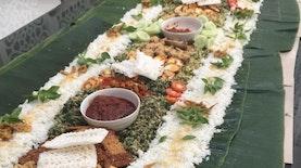 Mantap! Nasi Liwet Menjadi Sensasi Kuliner Bagi Warga Amerika Serikat