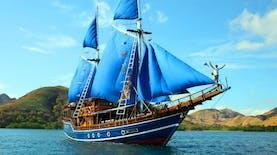 Perahu Tradisional Asal Indonesia Ini Tampil di Festival Europalia Indonesia