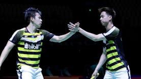 8 Juara di Tahun Ini, Kevin/Marcus Menang di Fuzhou China 2018
