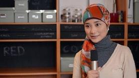Satu Tekad Marina Kusumawardhani: Mengentas Kemiskinan
