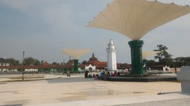 Nuansa Madinah di Banten Lama
