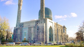 Masjid Soekarno Di Rusia
