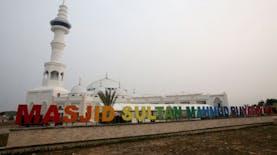 Masjid Terbesar di Sumatra kini Ada di Kota Batam