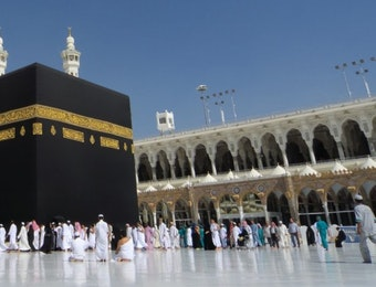 10 Masjid Dengan Arsitektur Terindah di Dunia