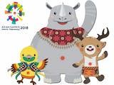 Gambar sampul Mengenal Satwa Maskot Asian Games 2018