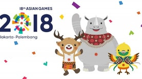 Gempita Gelaran Asian Games 2018