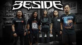 Beside, Band Metal Asal Bandung Sukses Tampil Pada Ajang Musik Metal Terbesar Dunia