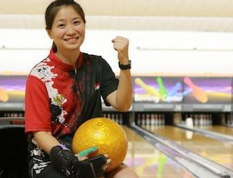 Mengintip Persiapan Tim Nasional Boling Asian Games 2018 Bersama Sharon Liman Santoso