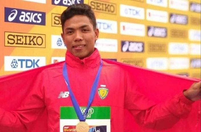 Zohri Lalui Lagi Rekornya dan Lolos Kualifikasi Olimpiade Tokyo 2020