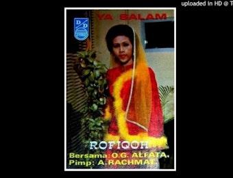 Rofiqoh Penyanyi Qosidah Modern Generasi Pertama