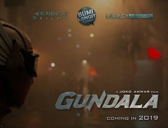 Poster Resmi dari Film Superhero Indonesia Telah Rilis