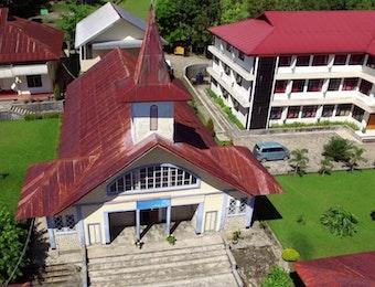Universitas Katolik Pertama Flores di Resmikan Menristekdikti