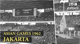 Asian Games dan Sejarah Pertelevisian Indonesia