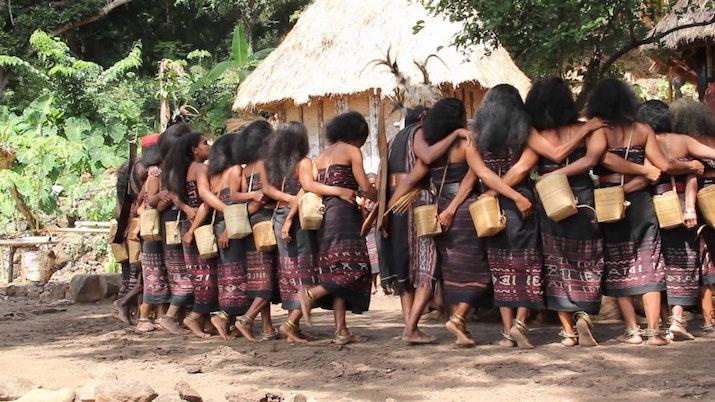 Moko. Tradisi Beratus Tahun di Alor, satu-satunya di dunia
