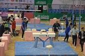 Atlet Riau Kalahkan Korea di Kejuaraan Artistic Gymnastic di Mongolia