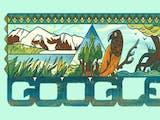 Gambar sampul Taman Nasional Lorentz  Hiasi Halaman Pencarian Google